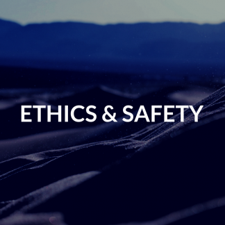Ethics & Safety
